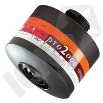 Reaktor-HG-P3 kombifilter 40mm