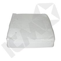 Oil Only Basic måtte, hvid, kraftig, 270 L