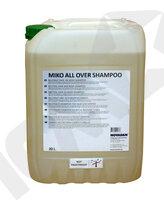 MIKO All Over Shampoo Neutralt shampoo, 20 L