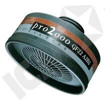 A2B2 kulfilter 40mm