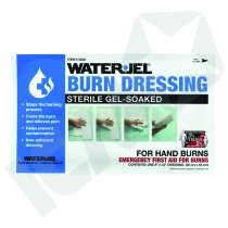 Waterjel, hånd bandage
