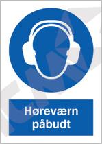 P204 V Høreværn påbudt A6 (førpris 42,-)