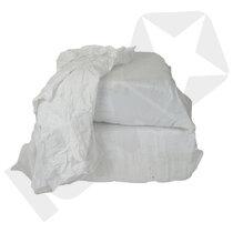 Hvid bomuldslinned (standardkvalitet), 25 kg