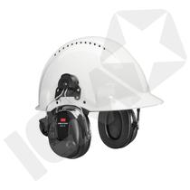 3M Peltor Protac III Slim høreværn t/hjelm