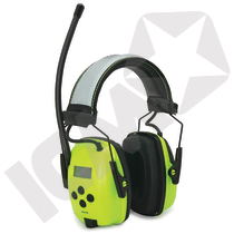 Sync Radio Hi-Viz ørekop