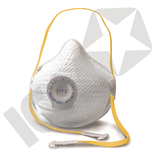 Moldex AIR FFP3D m/ventil