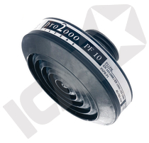 Scott P3 partikelfilter 40mm