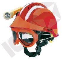 MSA F2 XTrem redningshjelm m/brille
