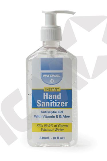 WaterJel Hånddesinfektion 240 ml