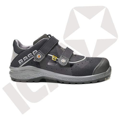 Base Be-Fresh Sandal med Burreluk ESD S1P