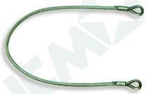 Wirestrop m/plast, 1 m
