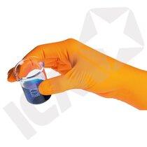 ShieldSkin Sterile Orange Nitrile