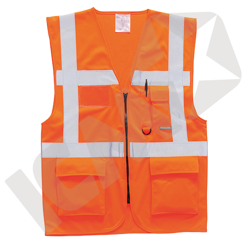Portwest Executive Vest Orange