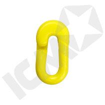 Samleled t/kæde, gul