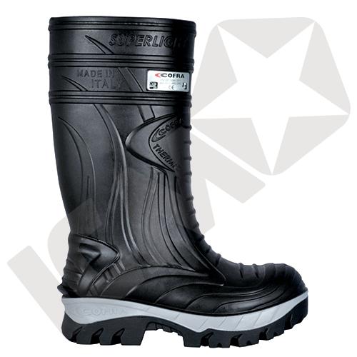 Cofra Thermic Black PU S5 CI HRO Støvler