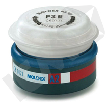Moldex  7000/9000 kombifilter A2P3, 2 stk