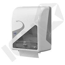 Prestige Sensor dispenser, Hvid/grå