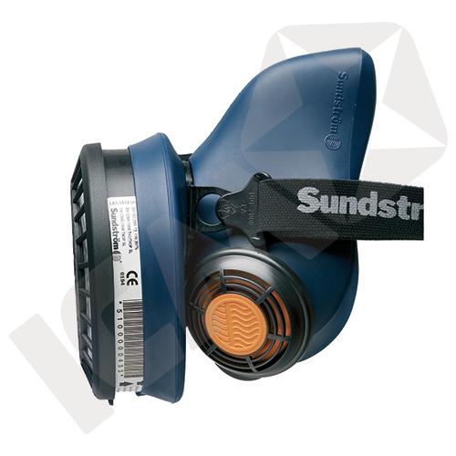 Sundstrøm SR 100 Halvmaske Silikone S/M