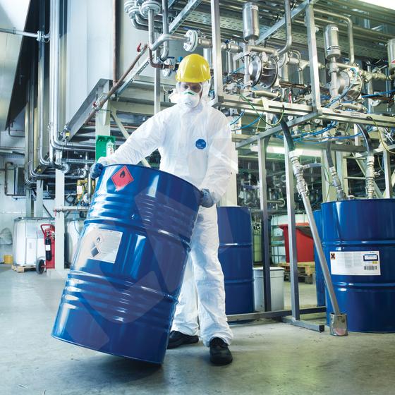 Dupont Tyvek 500 Xpert Beskyttelsesdragt