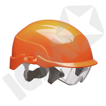 Centurion Spectrum Hjelm med Ventilation & Håndhjul Hi-Viz