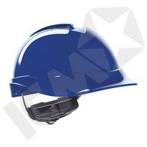 MSA V-Gard 200 Hjelm med Ventilation Fas-Trac 3 Håndhjul