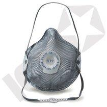 Moldex 2435 FFP2D Maske med Ventil + Odours 10 stk