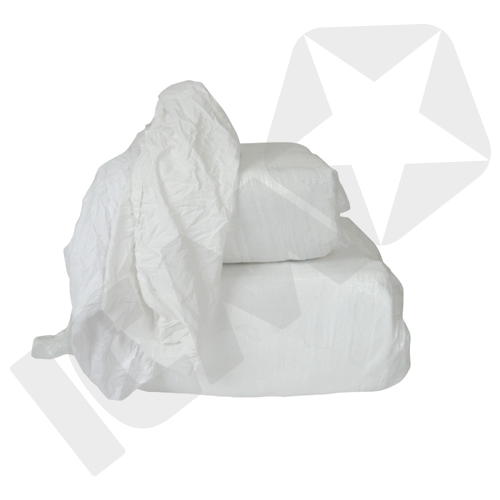 BlueStar Hvide Linnedklude 25 kg